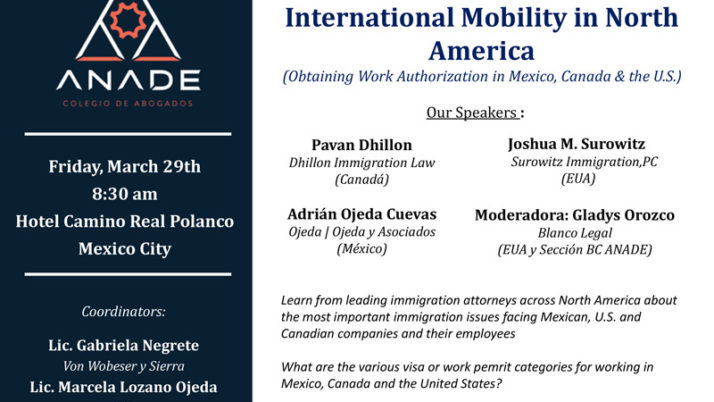 Dhillon Immigration Law is in Mexico City this week!